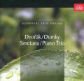 CDDvořák/Smetana / Piano trios