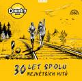 2CD / Various / 30 let spolu:30 největších hitů Country Radia / 2CD