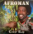 LPAfroman / Crazy Rap / Coloured / Vinyl