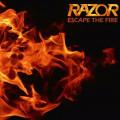 LP / Razor / Escape the Fire / Reedice / Coloured / Vinyl