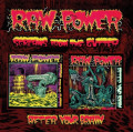CD / Raw Power / Screams From The Gutter / After Your Brain / Reissue