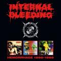 3CD / Internal Bleeding / Hemorrhage 1995-1999 / 2021 Reissue / 3CD