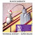 5LP / Black Sabbath / Technical Ecstasy / Box Set / Vinyl / 5LP