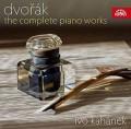 4CDDvořák Antonín / Kompletní klavírní dílo / Kahánek Ivo / 4CD