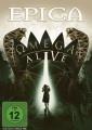 DVD / Epica / Omega Alive / DVD+Blu-Ray