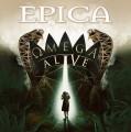 CD/DVD / Epica / Omega Alive / 2CD+DVD+Blu