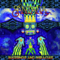 2LP / Santana / Blessings And Miracles / Blue / Yellow / Vinyl / 2LP