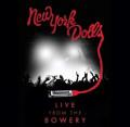 CD/DVDNew York Dolls / Live From The Bowery / CD+DVD