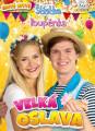 DVD / Štístko a Poupěnka / Velká oslava