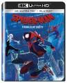 UHD4kBDBlu-ray film /  Spider-Man:Paralelní světy / UHD+Blu-Ray