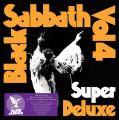 5LPBlack Sabbath / Vol.4 / Super Deluxe Box Set / vinyl / 5LP