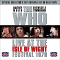 3LPWho / Live At The Isle Of Wight Festival 1970 / Vinyl / 3LP / Color