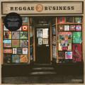 "LP/CD / Various / Reggae Business / Box Set / Vinyl / 4LP+7""+4CD"