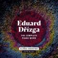 CDDřízga Eduard / Complete Piano Work / Eliška Novotná,Lukáš Miche