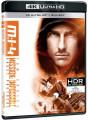 UHD4kBD / Blu-ray film /  Mission Impossible 4:Ghost Protocol / UHD+Blu-Ray