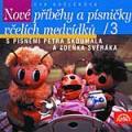 CDVčelí medvídci / 3.Nové příběhya písničky včelích medvídků