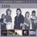5CDSaga / 5 Original Albums Vol.2 / 5CD