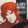 2LP / Moore Gary / Live From London / Vinyl / 2LP / Orange