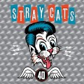 LPStray Cats / 40 / Vinyl / Red transparent